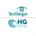 TechTarget and HG Data