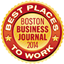 BBJ Best Places to Work Award