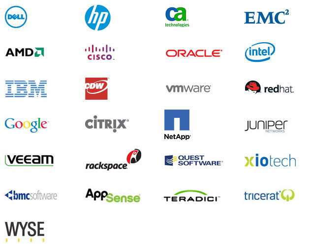 Virtualization sponsors